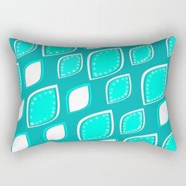 Mint leaves Rectangular Pillow