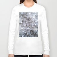 crystal Long Sleeve T-shirts featuring Crystal by Danielle Fedorshik
