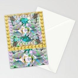 GOLD MEDUSA Stationery Cards