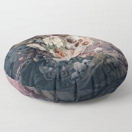 Dark to Light II Floor Pillow