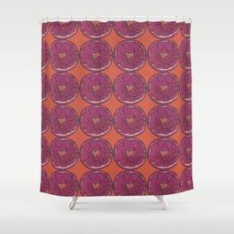 GRAPEFRUITS Shower Curtain