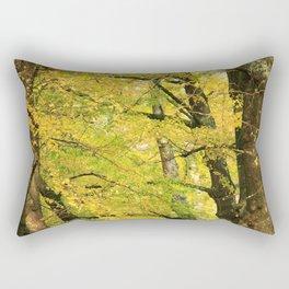 Ginkgo biloba trees Rectangular Pillow