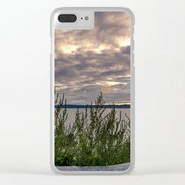 Beach Northwest Clear iPhone Case