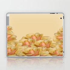 Peach Rose Delight Laptop & iPad Skin