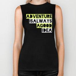 Adventure Biker Tank