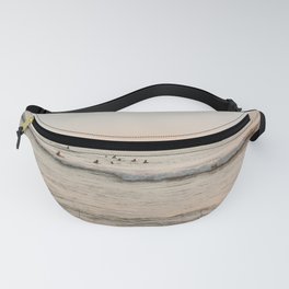 The waiting game Fanny Pack