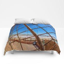 Wind mill vane Comforters