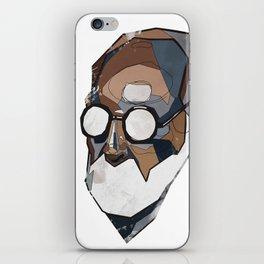 Freud iPhone Skin