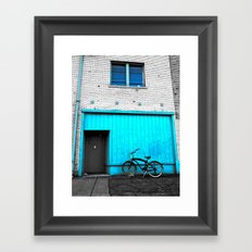 South Tacoma apartment Framed Art Print