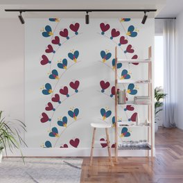 Made For Each Other Wall Mural