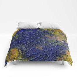 Rainbow Veins Comforters