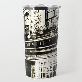 Prospect of  Whitby Pub London 1520 Vintage Travel Mug