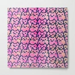cats 219 Metal Print