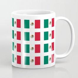 Flag of mexico 3 - mexico,mexico city,mexicano,mexicana,latine,peso,spain,Guadalajara,Monterrey Coffee Mug