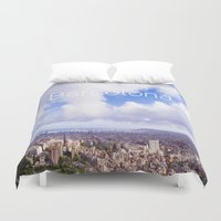 barcelona Duvet Covers featuring Barcelona by LaiaDivolsPhotography