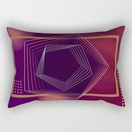 """ Wine time "" luxury Rectangular Pillow"