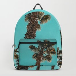 16 Palm Trees Art Print {1 of 2} Backpack