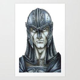 Vi-King Art Print
