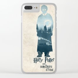 Potter movie Clear iPhone Case