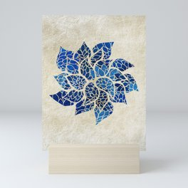 Floral Abstract 14 Mini Art Print