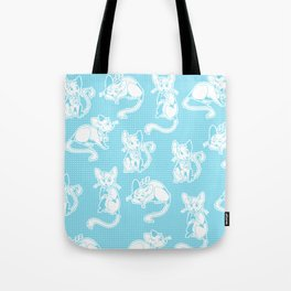 Mouse alarm Tote Bag
