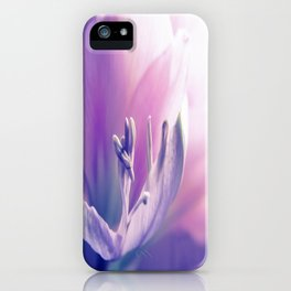 Soft beauty amarillys iPhone Case