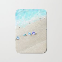 Beach Day II Bath Mat