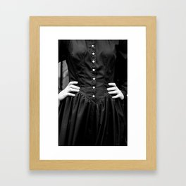 Welcome to the Dance Framed Art Print