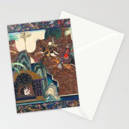 Vintage Illustration/1001 Nights/ Kay Nielsen_3 Stationery Cards