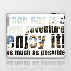 Adventure days Laptop & iPad Skin