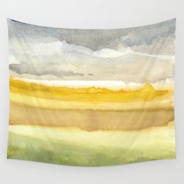 Blurred boundaries Wall Tapestry