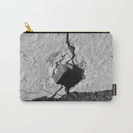 Heart Shadow Carry-All Pouch