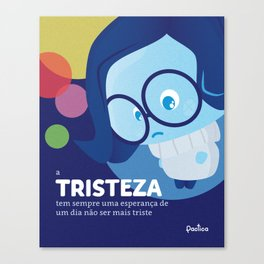 Tristeza Nova Canvas Print