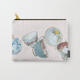 Dancing Queens in Pink Carry-All Pouch