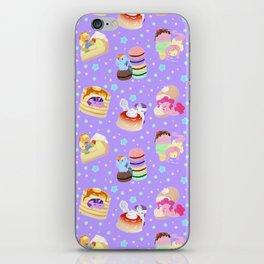 Ponies x Sweets iPhone Skin