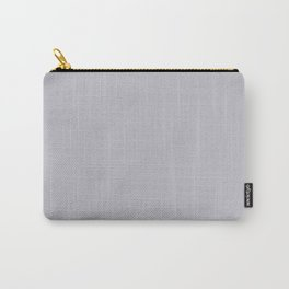 Grey Harbour Mist - Spring 2018 London Fashion Trends Carry-All Pouch