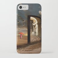 return iPhone & iPod Cases featuring  No Return by Barbara Aitchison's ArtAllure
