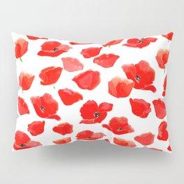Poppy Field Pillow Sham