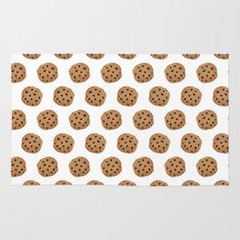 Chocolate Chip Cookies Pattern Rug