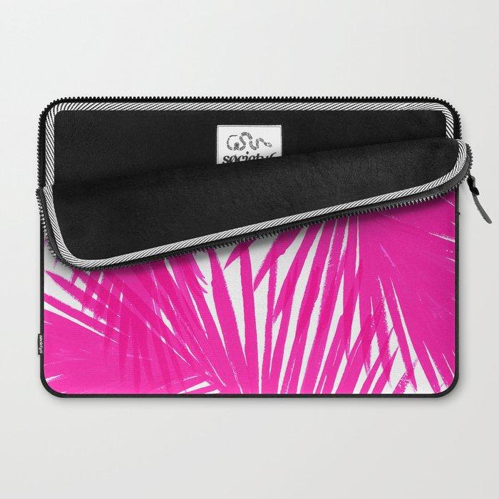 Palms Fuchsia Laptop Sleeve