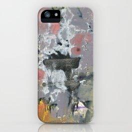 Wax Flowers 1 iPhone Case