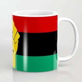 Pan African Flag Coffee Mug