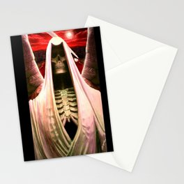 The Angel of Death. Stationery Cards