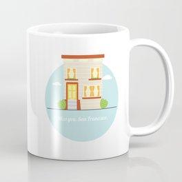 Miss you. Coffee Mug