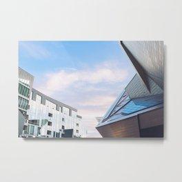 Denver Art Museum - Modern Architecture Metal Print