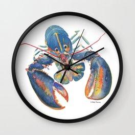 Sea Lobster Wall Clock