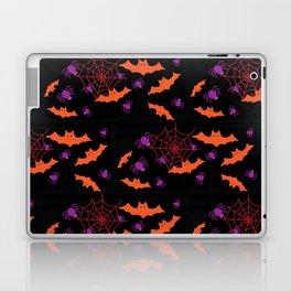 Spider Webs & Bats Laptop & iPad Skin