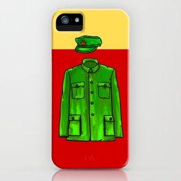 Chairman Mao iPhone Case