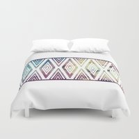 diamonds Duvet Covers featuring Diamonds by Last Call