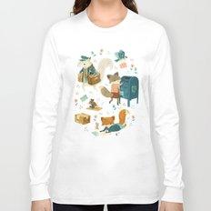 Critter Post Long Sleeve T-shirt